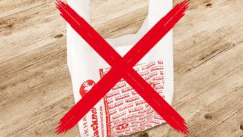 Plastikmüll vermeiden.