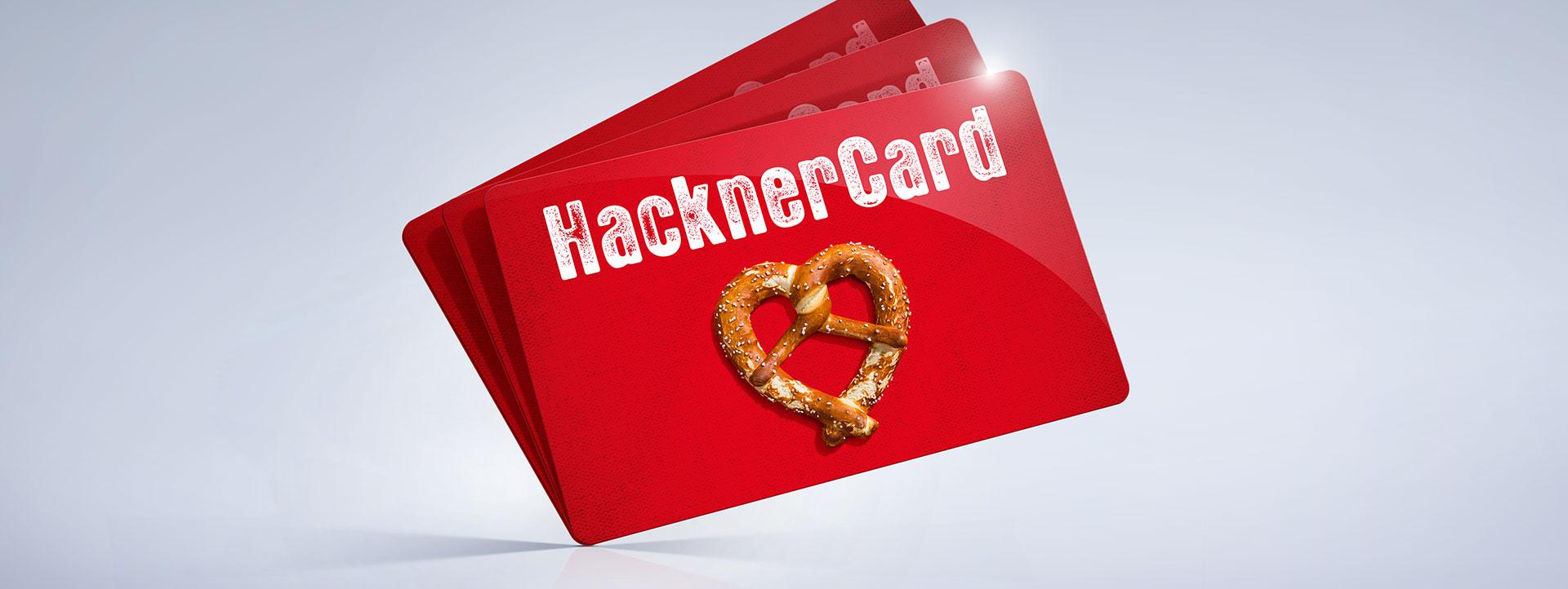 Die HacknerCard.