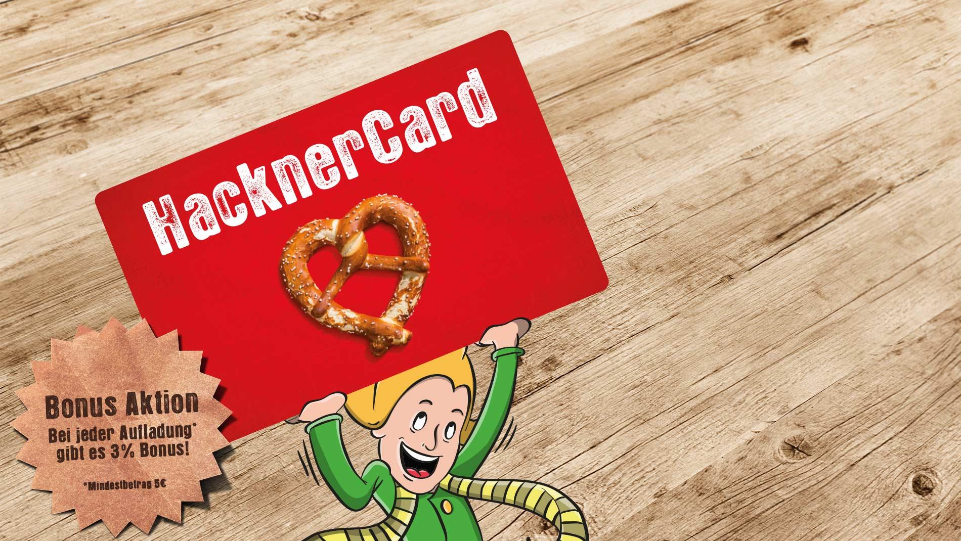 HacknerCard.
