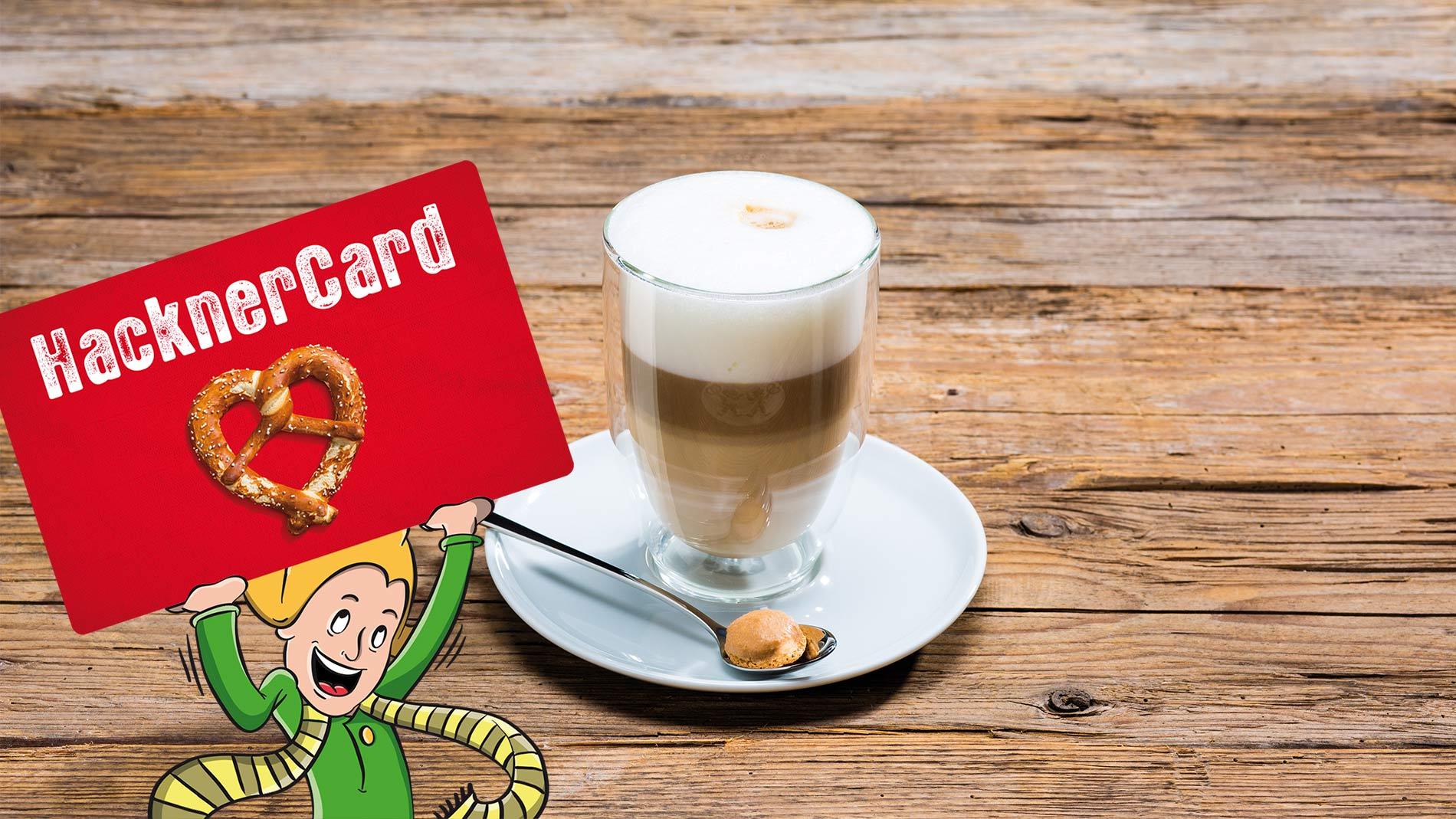 Der 11. Kaffee geht auf uns.