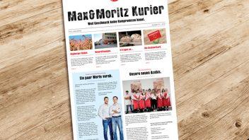 Die neue Kundenzeitung.